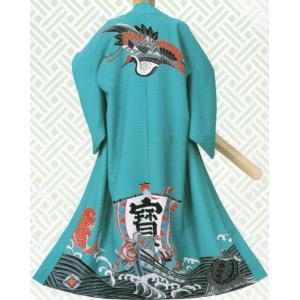 仕立上り 萬祝 鯛印 2956 日本の歳時記|uniform1