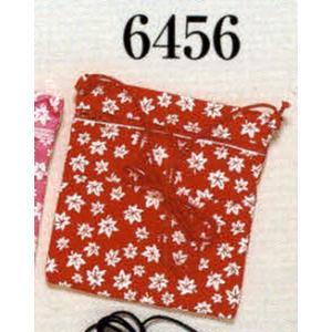 小紋柄ポシェット(もみじ) 6456 日本の歳時記 uniform1