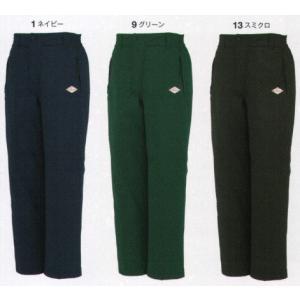 エコ・防水防寒スラックス(脇シャーリング) 8203 コーコス信岡 uniform1