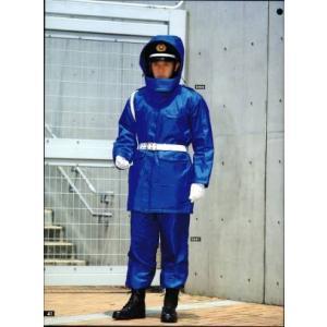 防寒警備服コート(フード付) 5900 たちばな|uniform1|04