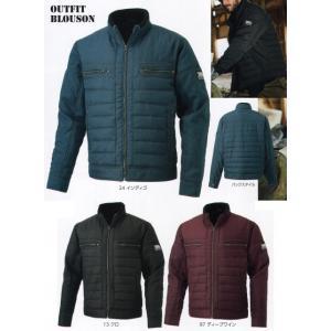 防寒ブルゾン 2583-129 寅壱 uniform1