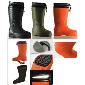 防寒長靴 85712 ジーベック uniform1