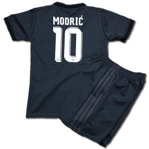 レアルマドリードアウェイ/ルカ・モドリッチ/MODRIC/背番号10/子供用2019サッカーユニフォーム/ノンブランドレプリカユニフォーム