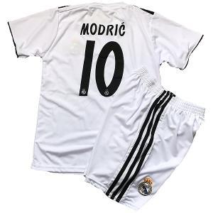 レアルマドリードホーム/ルカ・モドリッチ/MODRIC/背番号10/子供用2019サッカーユニフォーム/ノンブランドレプリカユニフォーム