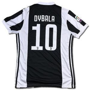 2018サッカーユニフォーム/ユヴェントスホーム/パウロ・ディバラ/DYBALA/背番号10/ノンブランドユニフォーム/大人用(M、フリー)