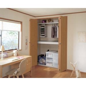 大建工業 押し入れ枕棚セット 3尺間口 尺モジュール ホワイト ME1032-11 unimoku