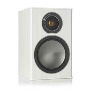 Monitor Audio モニターオーディオ スピーカーシステム スピーカーシステム Bronze 1 WHITE ASH VINYL