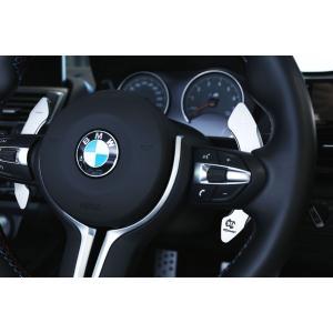 [3D Design]BMW F85 X5M用パドルシフター<3Dデザイン パドルシフト>|unionproduce