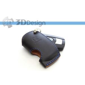 [3D Design]E90,E89 BMW用本革キーケース(A)ブラック(7105-0111) unionproduce