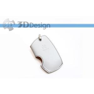 [3D Design]F10,F20,F30,F31,F06 BMW用本革キーケース(B)ホワイト(7105-0122) unionproduce