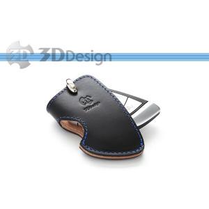 [3D Design]F15(X5) BMW用本革キーケース(C)ブラック(7105-0131)|unionproduce