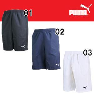 サッカーパンツ プーマ puma ASCENSION ウーブン トレーニングショーツ|unionspo