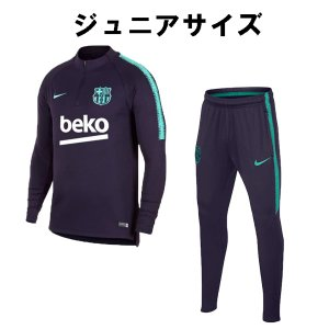ナイキ nike FCB Y NK DRY SQD DRILTOP PANTS SET 894395...