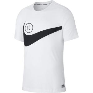 ナイキ nike NIKE F.C. DRY FC スウッシュ Tシャツ ホワイト ci6273 unionspo