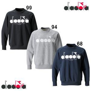 50%OFF ディアドラ diadora スウェット クルーネックシャツ dgc9116 unionspo