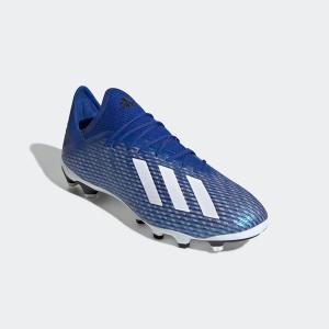 エックス 19.2 HG/AGサッカースパイク アディダス adidas EG1492