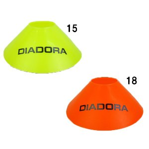 ディアドラ DIADORA プラクティスコーン 10枚セット|unionspo