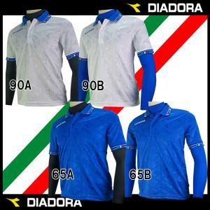 ディアドラ diadora CSC ジャガードシャツ インナーセット