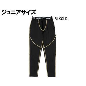 【種別】インナータイツ 【メーカー名】ガビック(gavic) 【カラー】ブラック×ゴールド(BLKG...