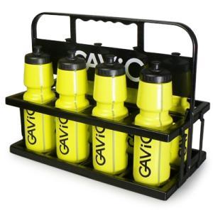 ガビック(gavic) スクイズボトルイエロー8本+キャリーセット|unionspo