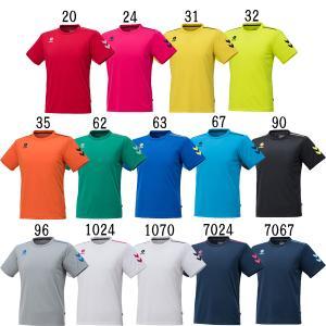 ヒュンメル hummel ワンポイント ドライ プラクティス Tシャツ hay2100