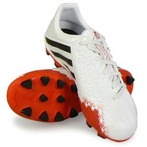 【種別】ジュニア用サッカースパイク 【メーカー名】アディダス(adidas) 【カラー】ホワイト×ブ...