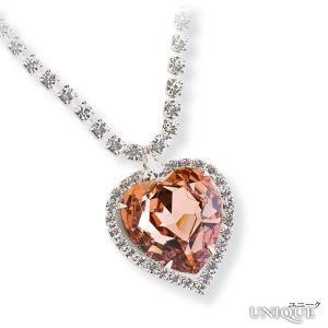PRECIOSA 【プレシオサ】 Necklace ネックレス (アプリコット色) ★ Apricot ★ 【20%OFF】|unique-world