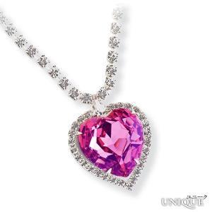 PRECIOSA 【プレシオサ】 Necklace ネックレス (バイオレット色) ★ Violet ★ 【20%OFF】|unique-world