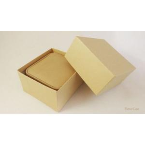 【即納】手触りバツグンの本格高級仕様のピアスケース(ベージュ) united-jewellery 04