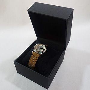 【即納】腕時計専用のコレクションケース ソフトレザー高級ウォッチケース(ブラック)|united-jewellery