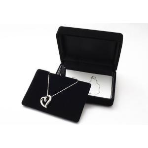 ネックレスが収納できるペンダント専用ジュエリーケース(ブラック) united-jewellery 03