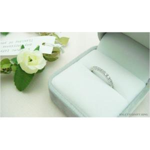 ダイヤに負けない輝きのプレゼントにもオススメのハーフエタニティーリング メール便可|united-jewellery|04