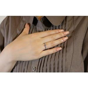 イエローサファイアをあしらったアンティーク調リング メール便可 united-jewellery 05