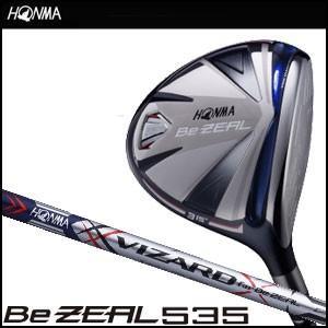 予約 本間ゴルフ HONMA GOLF メンズ ゴルフ クラブ Be ZEAL535 ビ ジール 535 フェアウェイウッド VIZARD for Be ZEAL カーボンシャフト 2018|unitedcorrs