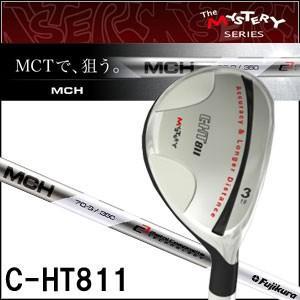 MYSTERY ミステリー C-HT811 UT FUJIKURA MCHシリーズ シャフト カスタムモデル|unitedcorrs