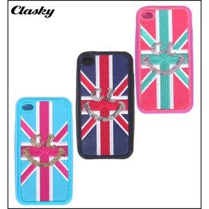 clasky クラスキー CL smile iphone case スマイル アイフォン ケース CL120301|unitedcorrs