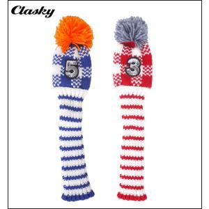クラスキー clasky フェアウェイ用・ユーティリティ用 ヘッドカバー CL150510 #3・#4・#5・#7|unitedcorrs