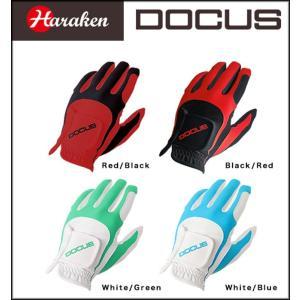 ドゥーカス DOCUS メンズ レディース ゴルフGlove グローブ DCGL-STRETCH 703 片手用 S M Lサイズ|unitedcorrs