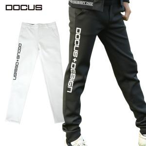 先行予約 ドゥーカス  秋冬 メンズ DDスウェットパンツ DD Sweat Pants 秋冬ウェア オフホワイト ブラック DCM21A010 かっこいい DOCUS|unitedcorrs