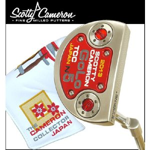 SCOTTY CAMERON スコッティ キャメロン GoLo N5 ゴーローエヌファイブ パター 2013 TCC JAPANモデル 右用|unitedcorrs