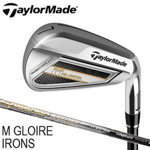 テーラーメイド Taylor Made メンズ M GLOIRE アイアン 5本セット(#6-PW)...
