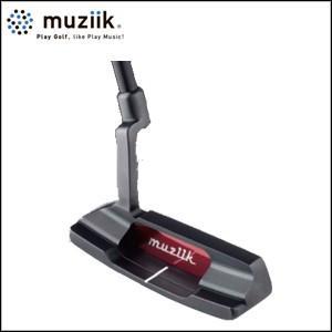 Muziik ムジーク On The Screw オンザスクリュー MP-1 BLACK パター|unitedcorrs