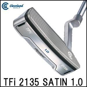 クリーブランド Cleveland メンズ ゴルフ クラブ パター TFi 2135 SATIN 1.0|unitedcorrs