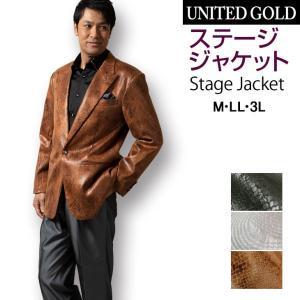 ステージ衣装 メンズ カラオケ衣装ジャケット  司会者 イベント マジシャン  113845/113...
