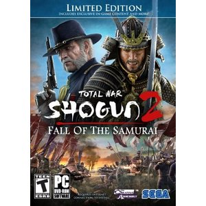 Shogun 2: Fall of the Samurai, Limited Edition (輸入版) [video game] universalmart