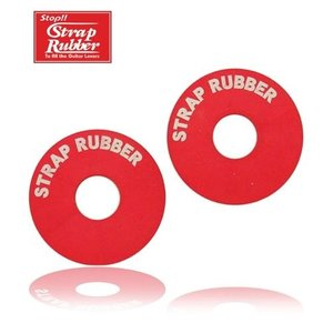 HARRY'S STRAP RUBBER (2枚セット) RED