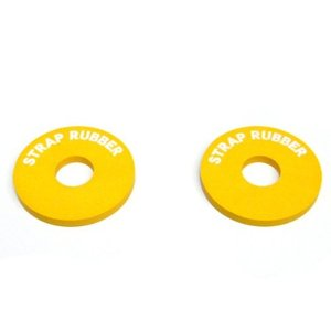 HARRY'S STRAP RUBBER (2枚セット) YELLOW