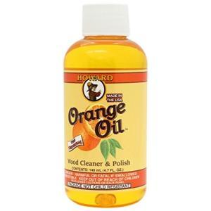 HOWARD ハワード オレンジオイル orange oil【送料無料】|unliminet