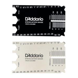 D'Addario ダダリオ 弦高計測ツール String Height Gauge PW-SHG-...