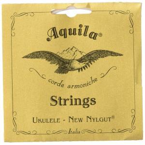 Aquila アクィーラ テナーウクレレ用弦 Low-Gタイプ 76センチメートル 4弦巻線 AQ-TLW 15U【送料無料】|unliminet